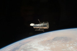 Hubble telescope 2009